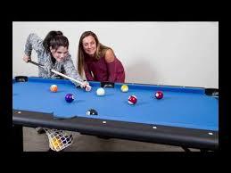 fairmont portable 6 ft pool table