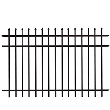 4 Metal Fencing Fencing The Home Depot