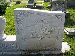 Mable Adeline Cooper Patterson (1921-2013) - Find A Grave Memorial