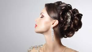 بالصور أجمل تسريحات شعر طويل ومرفوع للعروس مجلة سيدات الامارات