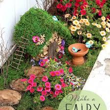 fairy gardens to bring magic