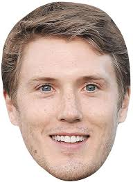Amazon.com: Spencer Treat Clark (Smile) Celebrity Mask, Flat Card Face,  Fancy Dress Mask: Home & Kitchen
