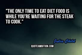 top food quotes and sayings
