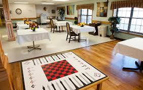 nursing home and senior living in