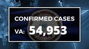 VDH: 54,953 confirmed cases of COVID-19 ...