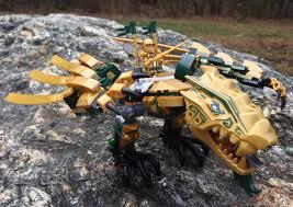 LEGO Ninjago Golden Dragon 70503 Review & Photos - Bricks and Bloks