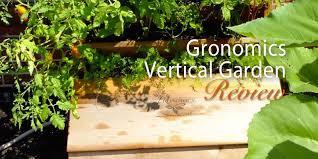 gronomics vertical garden bed review