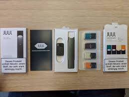Juul is now officially available in Germany - Imgur