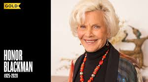 Honor Blackman Twitter Trend : The Most ...
