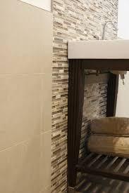 ceramic tileworks for a modern bedroom