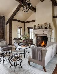 glamorous fireplace decorating ideas