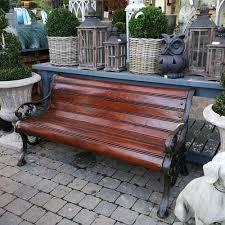 cast iron garden bench clarenbridge