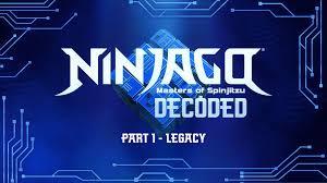 Legacy   Ninjago Wiki