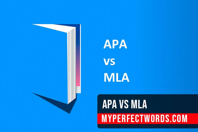 Image result for Compare APA and MLA Formats""