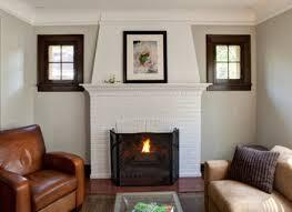 brick fireplace the home depot blog