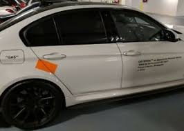 Off White Customized Black White Car Sticker Decal Bmw Mercedes Benz Audi Honda Ebay