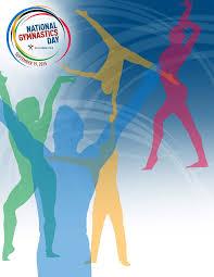 Goals for National Gymnastics Day: