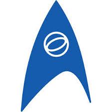 Star Trek Science Fleet Insignia Badge 3 Vinyl Decal Car Window Sticker V2 Ebay