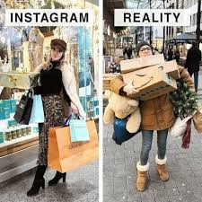 Instagram Vs Reality By Geraldine West : Pictures - Page 2 - Forums 4 Fun