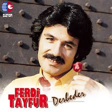 Ferdi Tayfur - Derbeder / CD