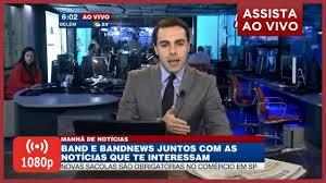 TV Band News Ao Vivo Agora - Assistir Online em HD - YouTube
