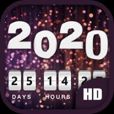 new year countdown on the app