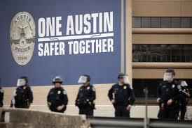 Gov. Greg Abbott considering legislation to put Austin police under state  control after budget cut   San Marcos Record
