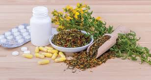 Exercise Caution When Combining Herbs and Prescription Medications