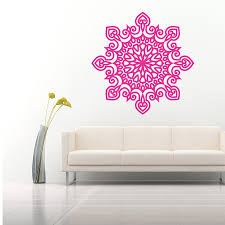Creative Wall Murals Mandal Flower Series Wall Murals In Complex Pattern Art Wall Sticker Home Rooms Unique Decorative Wm 318 Wall Mural Stickers Decoration Muralesticker Mural Aliexpress