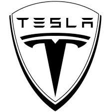 Tesla Motors Decal Sticker Tesla Motors Decal Thriftysigns