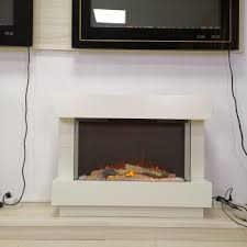 electric fireplaces insert wall mounted