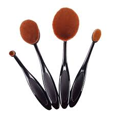 futaba makeup oval makeup brush set