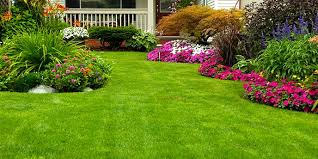 how to redo an existing flower bed