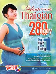 Download sách Hành trình thai giáo 280 ngày mỗi ngày đọc 1 trang ...