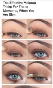 simple eye makeup by sarah ish musely