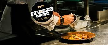 25 best chefs of insram 2019 award