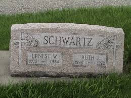 Ruth Julia Thompson Schwartz (1899-1972) - Find A Grave Memorial