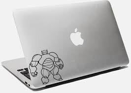 Big Hero 6 Decal Disney Baymax Sticker For Apple Macbook Etsy