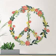 August Grove At Peace Wall Decal Wayfair