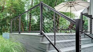 deck railing style guide decksdirect