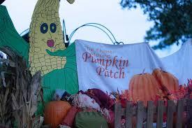 The Flower Mound Pumpkin Patch A True Halloween Tradition The Talon