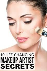 best kept secrets of makeup artists