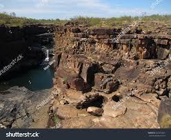 Mitchell Falls Kimberley West Australia   Nature Stock Image 322378265