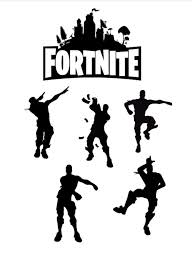 Faceplates Decals And Stickers 171668 Fortnite Vinyl Decal Set Buy It Now Only 10 On Ebay Faceplates Party 9th Birthday Parties 10th Birthday Parties