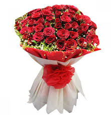 romantic red roses at rs 2024 piece