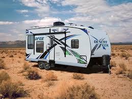 northwood desert fox travel trailers