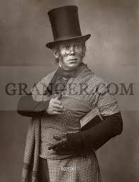 Image of FELIX MORRIS (1845-1900). - English Actor. Photographed In The  Role Of The Scottish Professor In The Broadway Play, 'On Change,' 1886.  From Granger - Historical Picture Archive