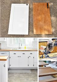 kitchen diy shaker style cabinets