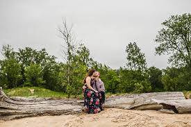 Holland, Michigan Engagement: Abby + James - Alicia + Harrison Photography