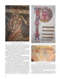 """The most charming Romanesque mosaic"""": iconografia e restituzione ..."""